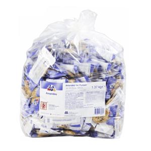 Biscotti monoporzionati Amandes c.a 250 pezzi