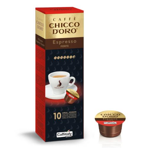 Chicco-Oro_espresso_forte_10 capsule caffè monodose